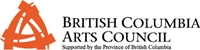 Click here to visit the British Columbia Arts Council website